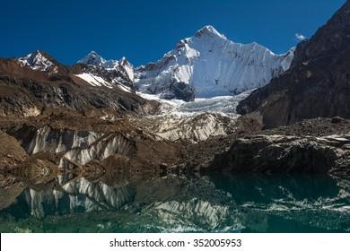 Hiking in Peru, Cordillera Blanca