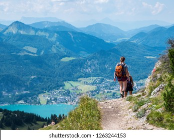 Hiking tour in the Salzkammergut