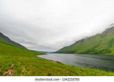 Hiking trip to Loch Etive