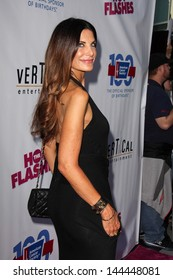 """Hilary Shepard at """"The Hot Flashes"""" Premiere, Arclight, Hollywood, CA 06-27-13"""