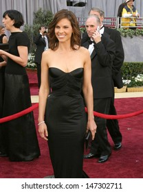 Hilary Swank at the 78th Academy Award Arrivals Kodak Theater Hollywood, CA March 5, 2006