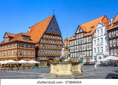 Hildesheim, Marketplace