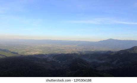 Hill sky Travle