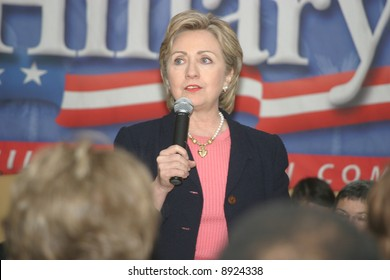 Hillary Clinton at rally in Florence, SC #2