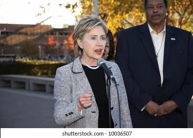 Hillary Diane Rodham Clinton