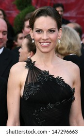 Hillary Swank 80th Academy Awards ( Oscars) Kodak Theater Los Angeles, CA February 24, 2008