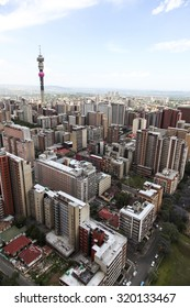 Hillbrow City Scape