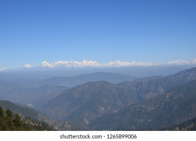 Hills scenery from top mountain. wallpaper and background