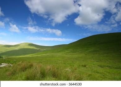 Hills of Scotland