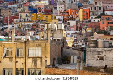 Hillside Poverty in Guanajuato Mexico