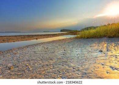 Hilton Head Island in the morning