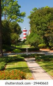 Hilton Head Lighthouse, at Sea Pines Resort, SC