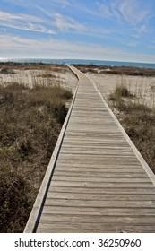 Hilton Head SC boardwalk