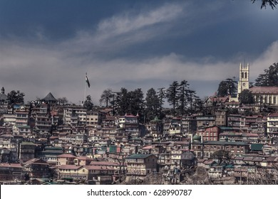 Himachal pradesh,India/Shimla City/Urbanization