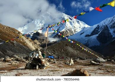 Himalaya, beautiful daily life sceneries.