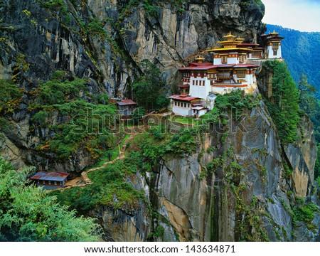 Himalaya Tibet Bhutan Paro