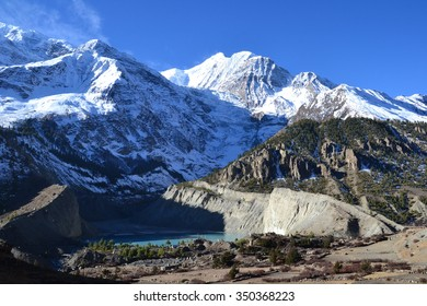 Himalayas lake