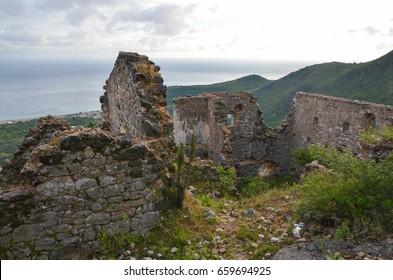 Himara castle, Albania