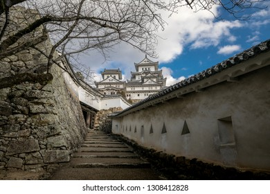 Himeji Castle is a hilltop Japanese castle complex situated in the city of Himeji which is located in the Hyōgo Prefecture of Japan.