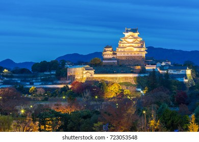 Himeji Castle is the largest and most visited castle in Japan, and it was registered of the UNESCO World Heritage Sites in Japan.