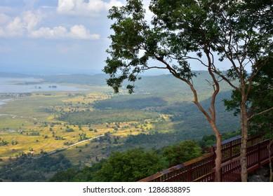 Hin Chang Si Viewpoint Taken at Hin Chang Si Viewpoint, Khonkaen, thailand Taken date November 13, 2018