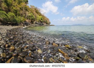 Hin Ngam Island Koh Hin Ngam Satun province Thailand