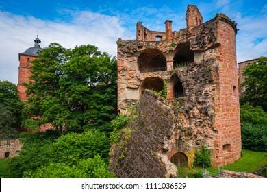 Hindenburg Destroyed Castle