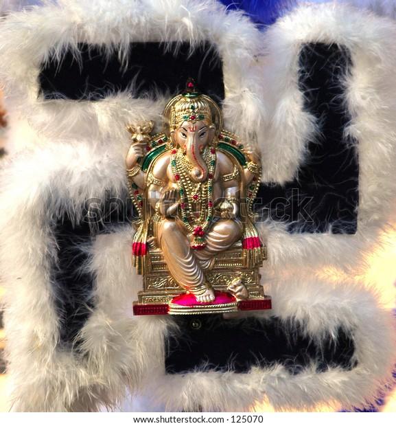 Hindu Elephant God