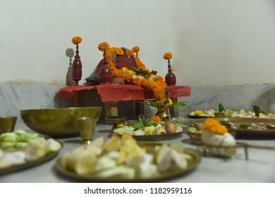 hindu festival of preparation and celebration ingredients