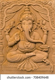 Hindu God Ganesha Lord of Success.