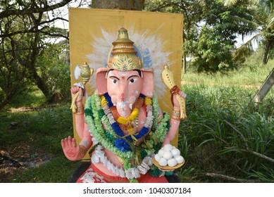 Hindu God Ganesha,Sri Lanka