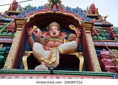 Hindu God Shiva,Jaffna Sri Lanka