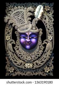 Hindu god Sri krishna, sreenathji, tirupati, vishnu