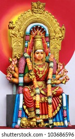 Hindu Goddess Amman