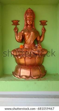 Not meaningful. Hindu goddess lakshmi devi