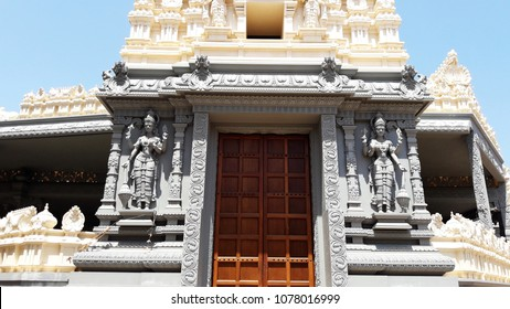 Hindu kovil decoration