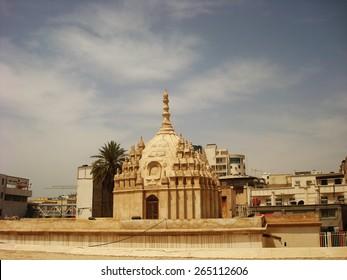 Hindu Temple in Bandar Abbas, Iran,