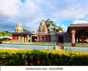 Hindu Temple, Nadi, Viti Levu Island, Fiji