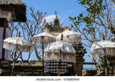 Hindu Temple at Pura Geger, Nusa Dua, Bali