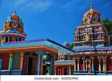 Hindu temple Sri Siva Subramaniya temple in Nadi, Fiji