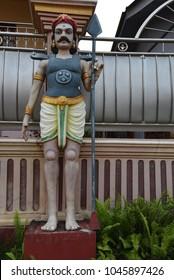 Hindu temple,Jaffna Sri Lanka