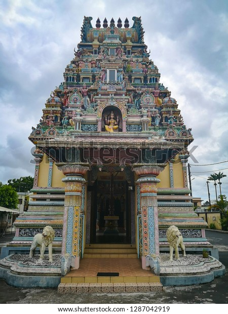 the hinduism temple