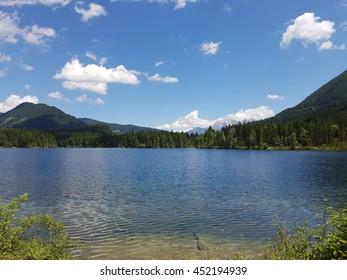 Hintersee, Ramsau, lake, body of water