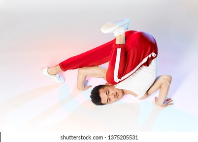 Korean Bboy Images, Stock Photos & Vectors | Shutterstock