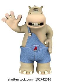 hippo hi