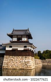 Hiroshima Castle tower