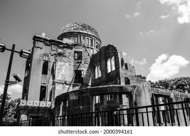 Hiroshima Peace Memorial (Genbaku Domu)