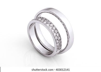 his and hers wedding rings set