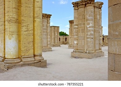 Hisham's Palace, Jericho, West Bank, Palestine
