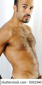 Hispanic Male Torso
